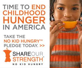 No Kid Hungry Pledge