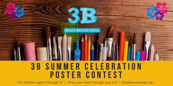 3B Summer Celebration Poster COntest